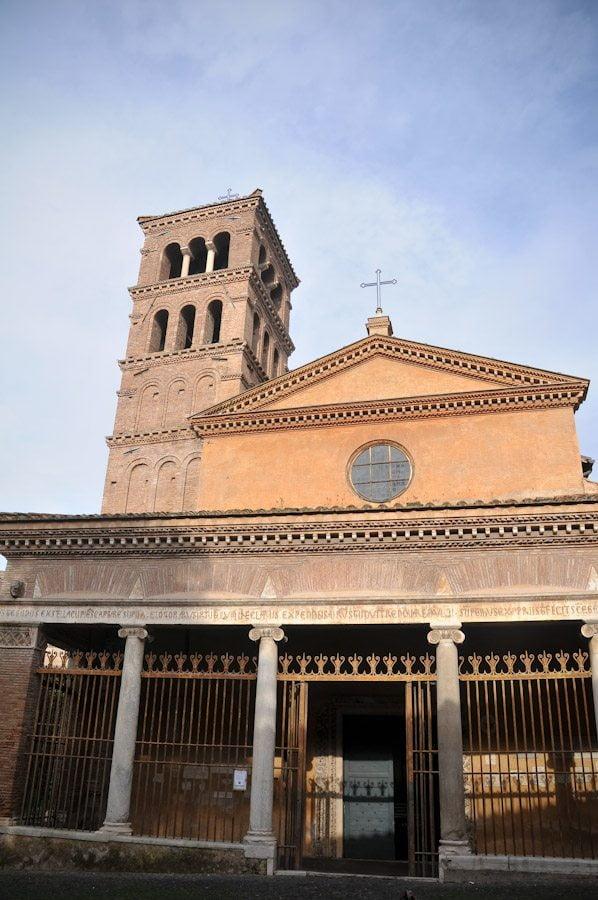 San Giorgio in Velabro (1)
